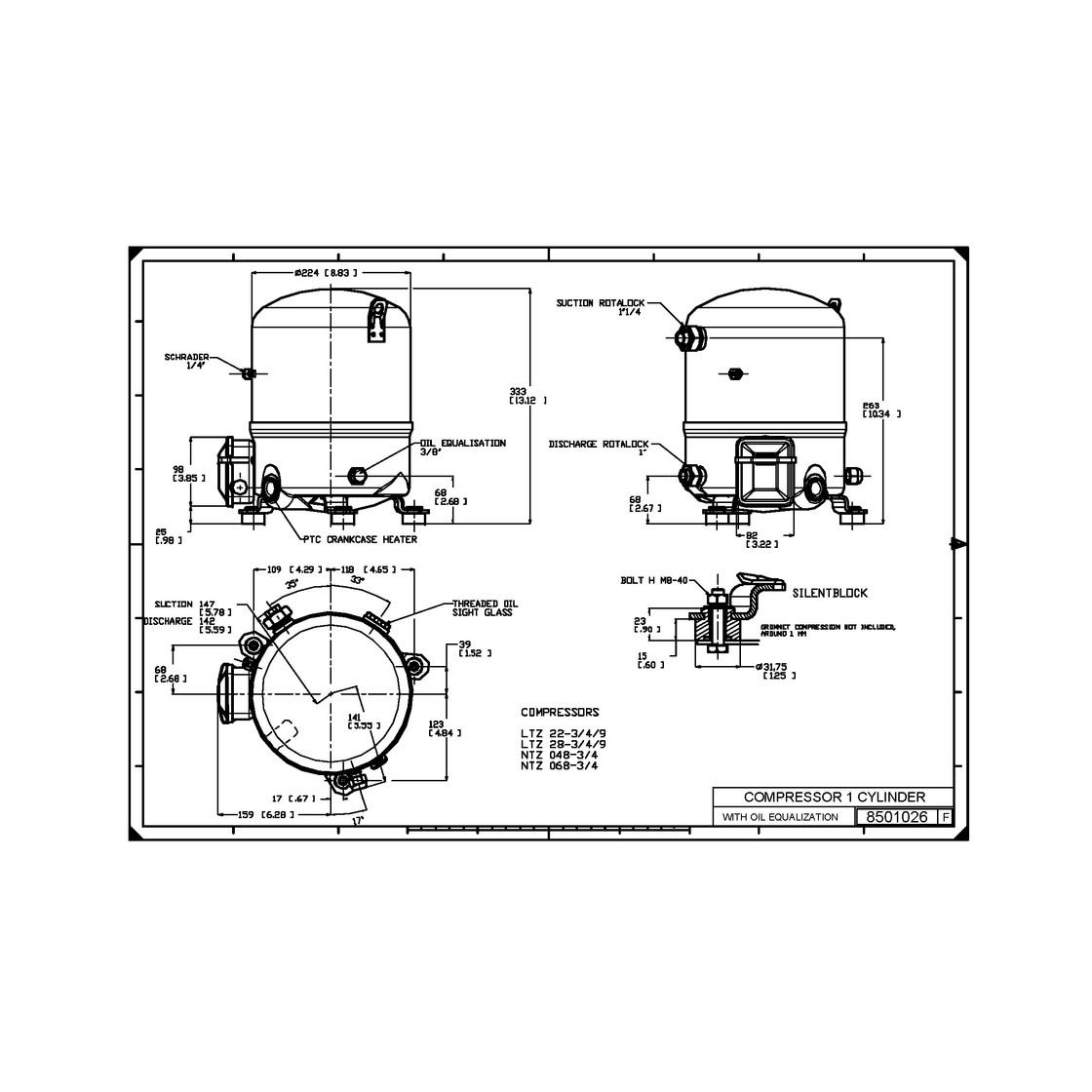 Maneurop Compressor Wiring Diagram on