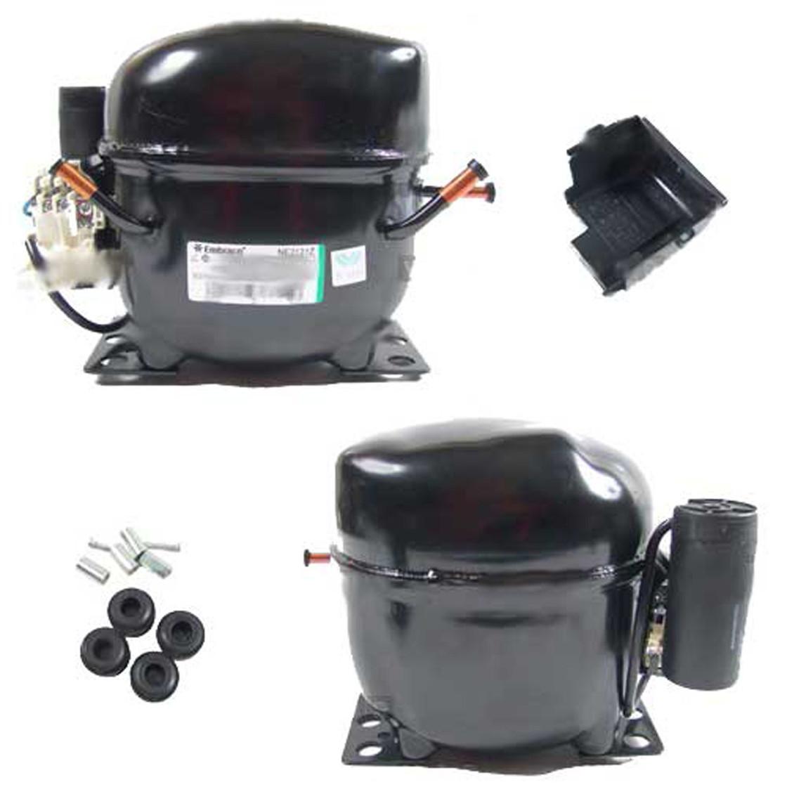 3S neu Verdichter Kompressor Aspera NE2121Z LBP R134a 220-240V CSIR Kältetechnik