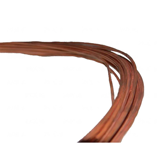 Capillary tube copper 1-0x2-2mm