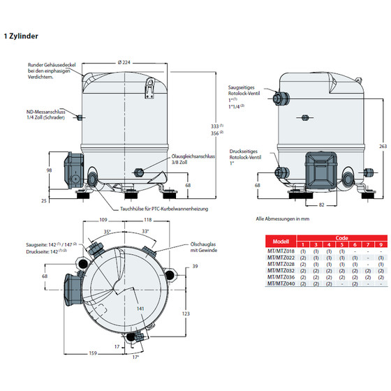 Maneurop Wiring Diagram - All Wiring Diagram