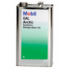 Öl Arctic 22 Ester Mobil EAL (POE,5 l), viscosity index 130